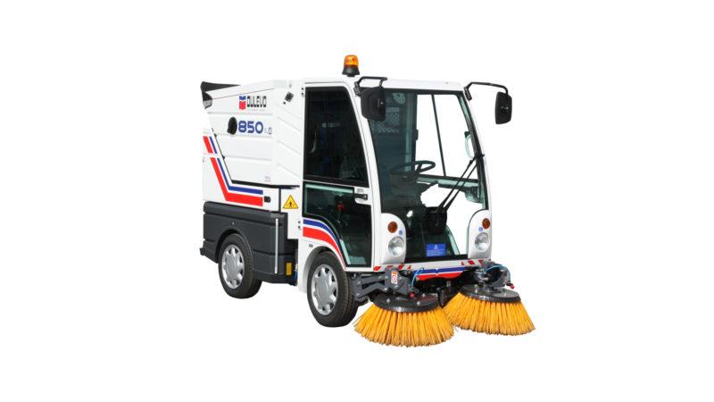 Dulevo 850 mini | street and road cleaning machine